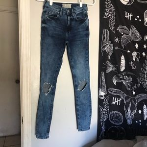 NWOT free people jeans